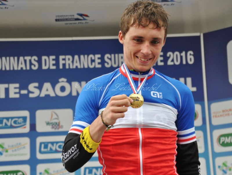 Madouas champion de France 2016
